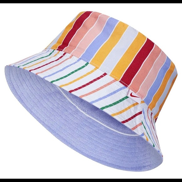 Nike women's retro reversible bucket hat ML